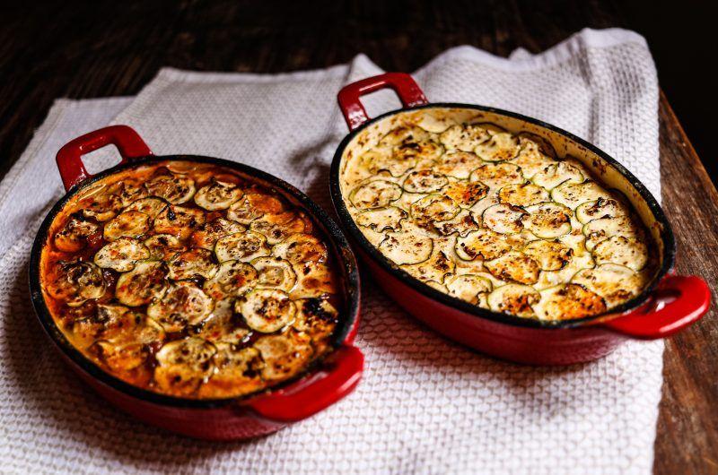 Comiendo saludable y rico: Lasaña de Zucchini